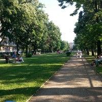 6/17/2013 tarihinde Csaba K.ziyaretçi tarafından Szent István park'de çekilen fotoğraf
