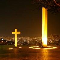 Photo taken at Praça do Papa (Governador Israel Pinheiro) by ronaldo s. on 5/27/2013