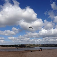 Photo taken at Dee Why Lagoon by RoMi* on 10/6/2013
