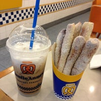 Photo taken at Auntie Anne's by RoMi* on 3/9/2013