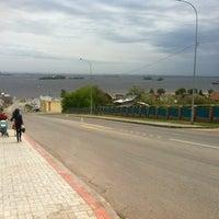 Photo taken at пристань by Айдар Х. on 5/24/2013