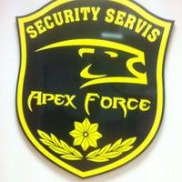 Photo taken at Apex Force by Abdulaziz I. on 10/18/2013
