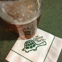Photo taken at The Greene Turtle by John R. on 10/10/2012