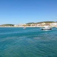 Photo taken at Sato Tour Denizin Ortası by Cansu A. on 7/24/2013