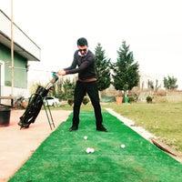 Photo taken at Kartepe Golf Club by Ercan Ç. on 2/12/2017