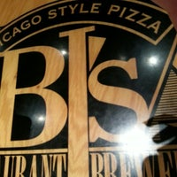 Photo taken at BJ's Restaurant and Brewhouse by Lizi S. on 6/3/2013
