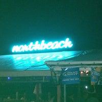 Photo taken at Northbeach Restaurant & Bayside Bar by CaraMia on 6/16/2013