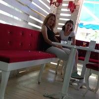 Photo taken at Pierre loti Cafe & Bistro by ~Kz_ $. on 6/23/2013