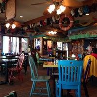 Photo taken at Coconut Joe's Beach Grill by Jo F. on 1/25/2014