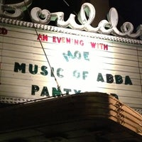 Photo taken at Boulder Theater by Nathan W. on 7/4/2013