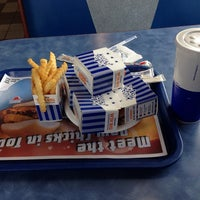 Photo taken at White Castle by V. Mitchell M. on 11/12/2013