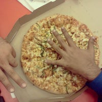 Photo taken at Domino's Pizza by Inder D. on 2/9/2014