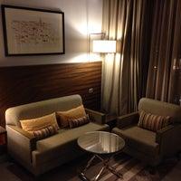 Das Foto wurde bei Sheraton Tunis Hotel von Alexander B. am 12/4/2015 aufgenommen