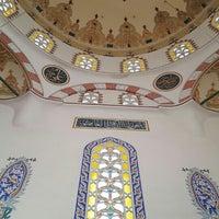 Photo taken at Şeb Sefa Hatun Camii by Tarik A. on 10/3/2015