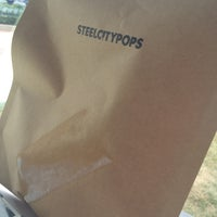 Photo taken at Steel City Pops by Madison H. on 9/13/2013