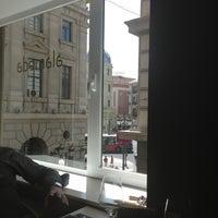 6/27/2013 tarihinde Jose Angel C.ziyaretçi tarafından Alameda Bar y Restaurante'de çekilen fotoğraf