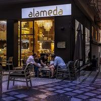 7/25/2013 tarihinde Jose Angel C.ziyaretçi tarafından Alameda Bar y Restaurante'de çekilen fotoğraf
