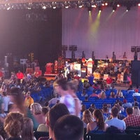 Photo taken at Freedom Hill Amphitheatre by Marilen M. on 8/18/2013