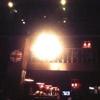 Photo taken at Millwall English Pub by Siyahsanat on 5/19/2013