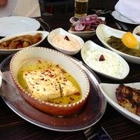 Photo taken at Taverna Ikaros by Paula C. on 6/18/2013