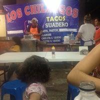 "Photo taken at Taqueria ""Los chilangos"" by Eric Muska on 10/3/2013"