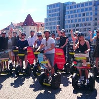 Das Foto wurde bei 'Berlins Best' SEGWAY Touren von Tourguide B. am 7/21/2017 aufgenommen