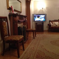 Photo taken at Rabinovich Apart На Гангутской by Alexandra P. on 5/30/2014