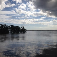 Photo taken at Everglades National Park Boat Service by T K. on 9/20/2013