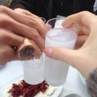 12/30/2013 tarihinde Sehnazziyaretçi tarafından Gemibaşı Restaurant'de çekilen fotoğraf