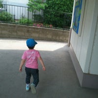 Photo taken at 稲田保育園 by haruhies on 6/4/2014