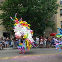 Photo taken at 2016 Chicago Pride Parade @ ChicagoPride.com by Lia D. on 6/26/2016