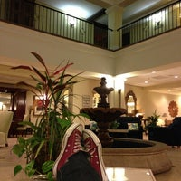 Photo taken at DoubleTree by Hilton Hotel San Antonio Airport by Héctor J. on 7/8/2013