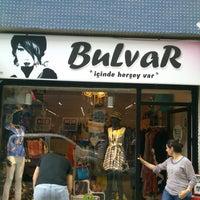 Photo taken at bulvar ''içinde herşey var'' by Volkan K. on 6/5/2013