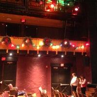 Photo taken at Bucks County Playhouse by Johanna S. on 12/21/2012