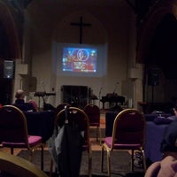 Photo taken at St Alban's Fulham by Roser B. on 2/13/2015