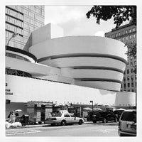 Photo taken at Solomon R Guggenheim Museum by Mareka L. on 7/5/2013