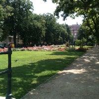 6/17/2013 tarihinde Réka Adrienne Z.ziyaretçi tarafından Szent István park'de çekilen fotoğraf