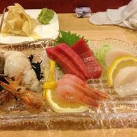Photo taken at Sushi Yasu by William W. on 3/2/2013