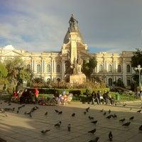 Photo taken at Palacio de Gobierno by Laura on 2/15/2014