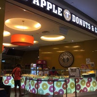 Photo taken at Big Apple Donuts & Coffee by David C. on 1/10/2018