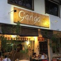 Photo prise au The Ganga Café par David C. le11/1/2017