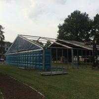 Photo taken at gemeenteplein wielsbeke by Brecht V. on 7/4/2017