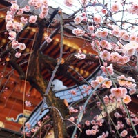 Photo taken at Yushima Tenmangu Shrine by いちかわ み. on 2/24/2013
