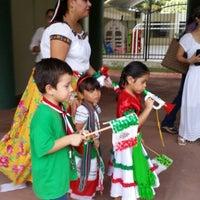 Photo taken at Colegio Tabasco A. C. by Ricardo D. on 9/13/2013
