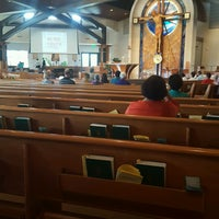 Photo taken at Our Lady of Mount Carmel by Richard L. on 8/21/2016
