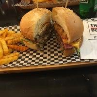 12/29/2016 tarihinde Burak B.ziyaretçi tarafından That's Burger'de çekilen fotoğraf