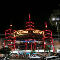 Photo taken at Regal Cinemas Alamo Quarry 16 by Suryatapa C. on 6/10 ...