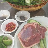 Photo taken at Bò Tơ Tây Ninh Năm Sánh by Amy C. on 1/21/2016