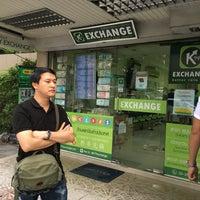 Photo taken at K79 Currency Exchange by Jarunee K. on 10/1/2017