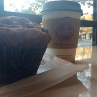 Photo taken at Saxbys Coffee by Emely on 10/19/2014